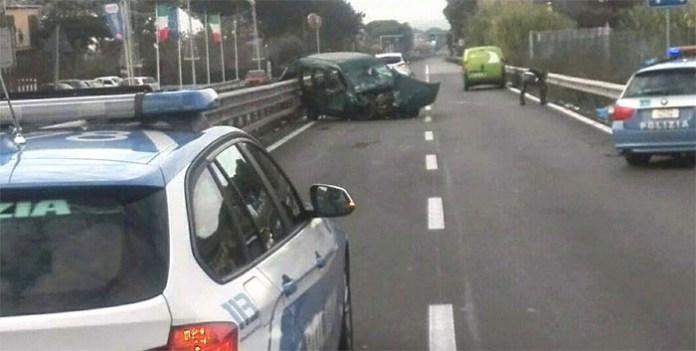Incidente a Salerno: muore un giovane padre di famiglia