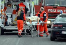 Incidente stradale a Gaeta: travolto mentre faceva jogging