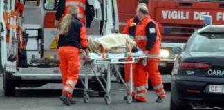 Incidente stradale a Gaeta: travolto mentre faceva jogging
