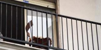 Agro Aversano: giovane precipita giù dal balcone