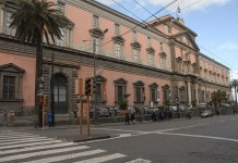 """Lutto a Napoli: addio ad Claudio Savarese detto """"Il professore"""""""