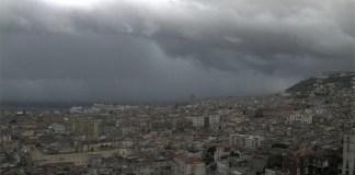 Meteo Napoli: l'estate è finita, arrivano i temporali