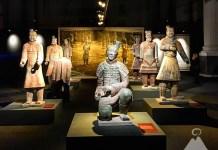 """A Napoli """"L'Esercito di Terracotta"""": la mostra più completa mai creata"""