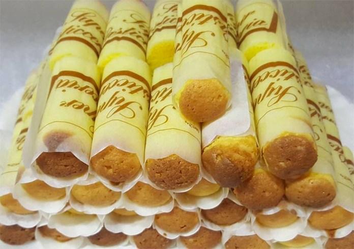 Ricetta delle cartucce napoletane: sublime pasta di mandorle