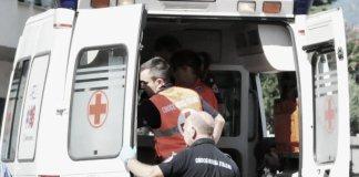 Dramma a Portici: uomo cade giù dal balcone e muore sul colpo
