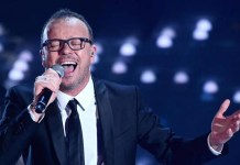Gigi D'Alessio torna all'Ariston: 25 anni di successi in una sola serata