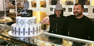 Ciro Poppella e i fiocchi di neve: a Napoli il terzo punto vendita
