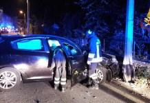 Campania, tragico incidente stradale: una giovane vittima