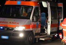 Incidente stradale sulla Domitiana: uomo travolto da un'auto