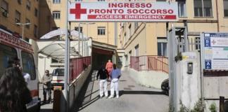 Ospedale Loreto Mare, avarie ai macchinari: stop alle radiografie