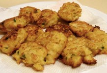 Ricetta frittelle di cavolo in pastella napoletane