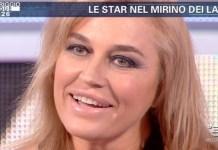 """""""Domenica Live"""": battute al veleno tra Lory Del Santo e il suo ex Rocco Pietrantonio"""