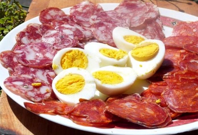 Fellata di Pasqua Napoletana: la ricetta del piatto benedetto