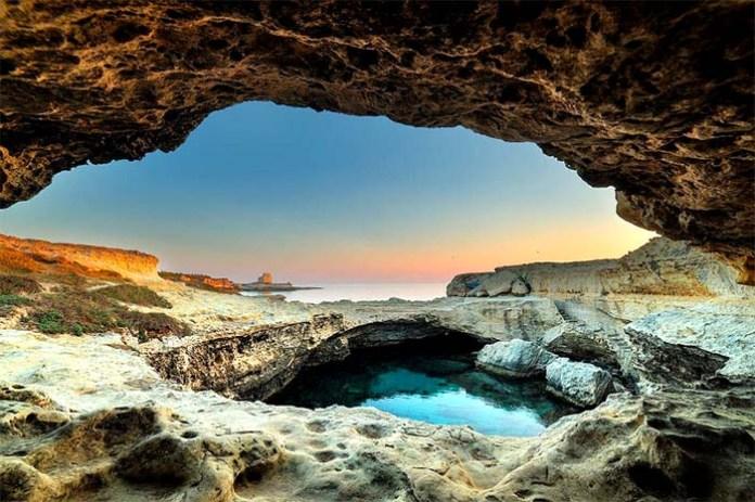 La leggenda della Grotta della Poesia: uno dei luoghi più belli al mondo