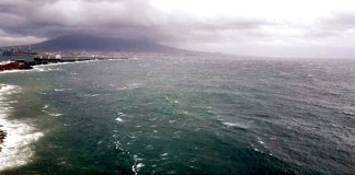 Meteo Napoli: dopo il caldo estivo, piogge e probabili nubifragi
