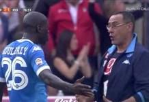 """Koulibaly: """"Gli allenamenti pazzi di Maurizio Sarri"""""""