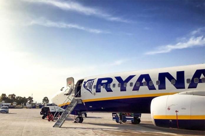 Ryanair festeggia con i napoletani il trasporto di 2 mln di passeggeri