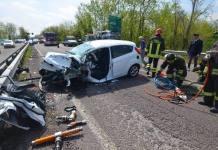 Napoli, incidente in tangenziale: una vittima e un ferito