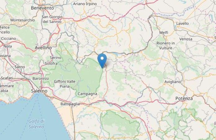Terremoto oggi, Irpinia: registrate scosse di media intensità
