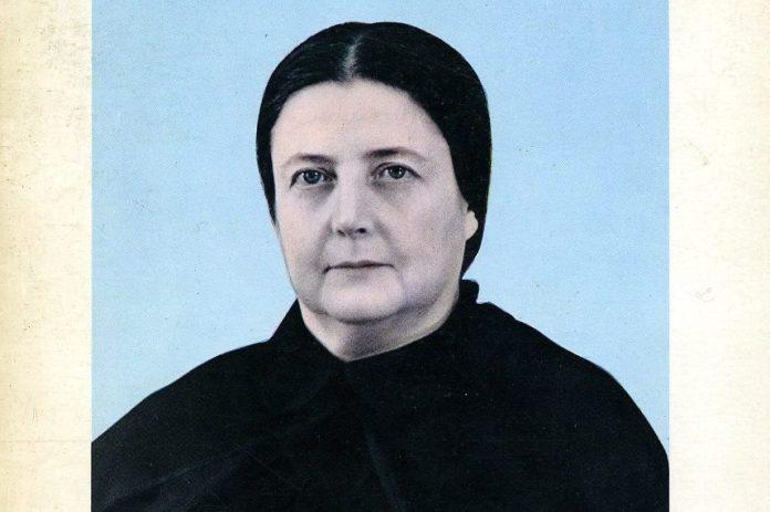 Madre Flora De Santis: la devozione per il Volto Santo