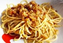 Ricetta degli spaghetti alla Gennaro, preferiti da Totò