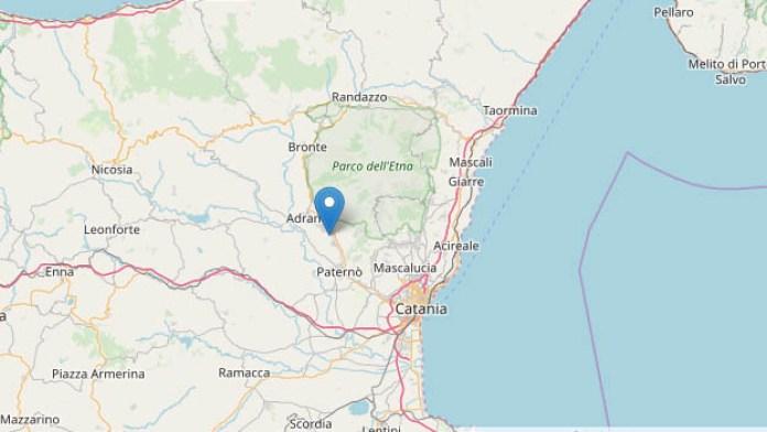 Terremoto oggi, Catania: registrati una serie di danni