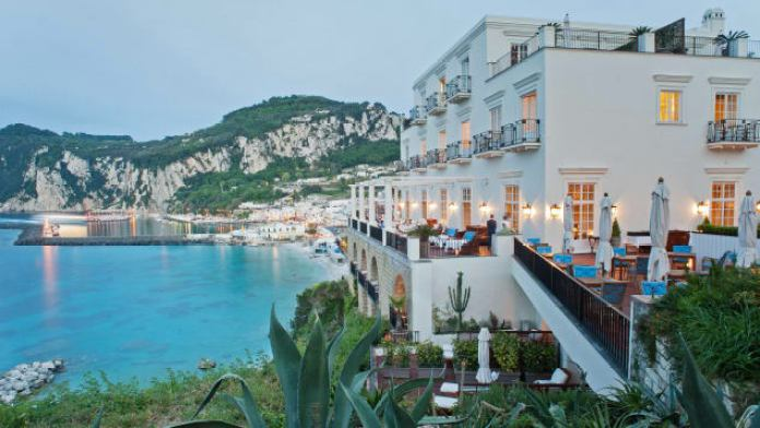 CNN, tra i 25 hotel migliori d'Italia 5 sono campani