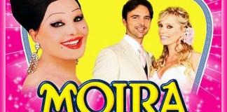 Il circo di Moira Orfei torna a Napoli per le festività natalizie