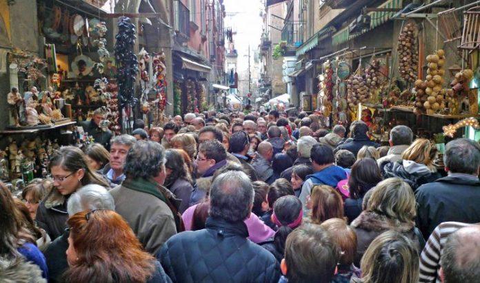 Napoli la regina del turismo italiano dal 2010 a oggi