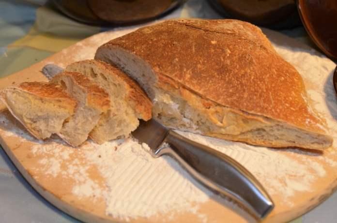 Napoli, al super mercato arriva il pane prodotto con acqua di mare