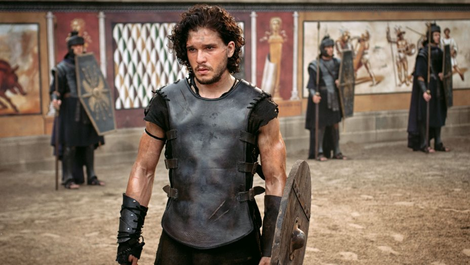 "Curiosità sul film ""Pompei"" con la stella di ""Game of Thrones"""
