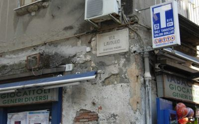 Lavinaio (via)Lavinaio (via)