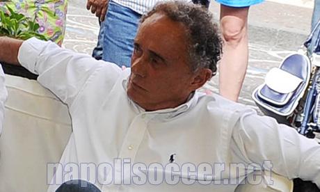 """Gianni Di Marzio: """"Cavani-Jovetic-Hamisk diventavano i tre dell'Ave Maria""""Gianni Di Marzio: """"Cavani-Jovetic-Hamisk diventavano i tre dell'Ave Maria"""""""