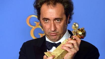 Sorrentino ed il Golden GlobeSorrentino ed il Golden Globe