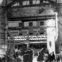 Napoli capolinea di Porta Capuana
