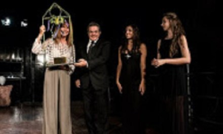 Ancora un premio a Positano per l'attrice Giuliana De Sio
