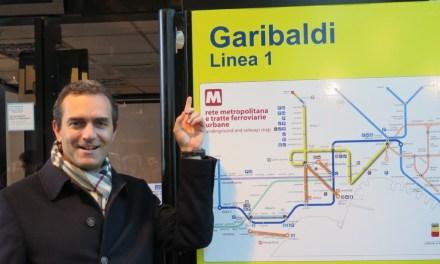 """Napoli: Inaugurata la nuova stazione metro """"Garibaldi"""" della linea 1"""