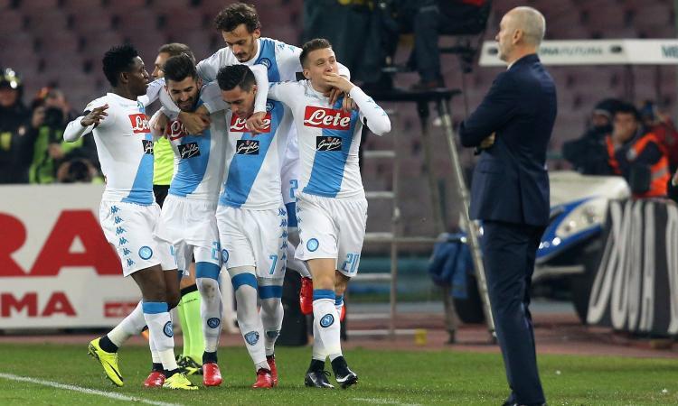 Napoli, agente Gabbiadini: