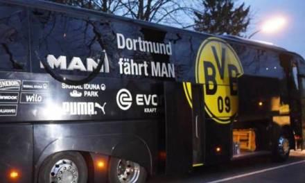 Attentato del bus del Borussia Dortmund