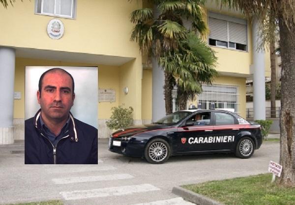 Arrestato killer dei Casalesi: si nascondeva nell'armadio della suocera