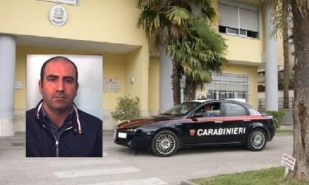 """Lusciano arrestato latitante di spicco del clan dei Casalesi """"video arresto"""""""