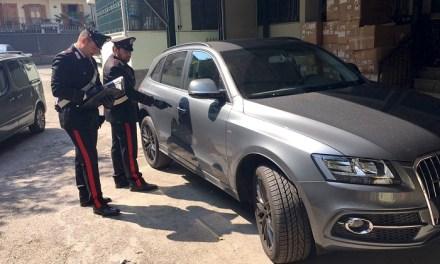 Casandrino fermati 3 soggetti per la ricettazione di una lussuosa vettura tedesca