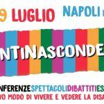 """""""Orgoglio disabile"""" e spettacolo #""""Disability Pride"""": Napoli 7-9 luglio"""