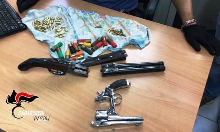 Afragola: 30enne salta da finestra all'arrivo dei carabinieri con zaino in spalla