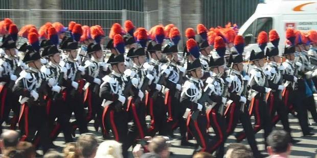 Carabinieri, 203° Annuale di fondazione