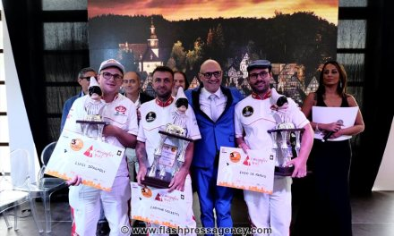 Mondo Pizza: ecco i vincitori del 3° trofeo Pulcinella