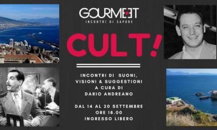 Gli incontri CULT di Gourmeet
