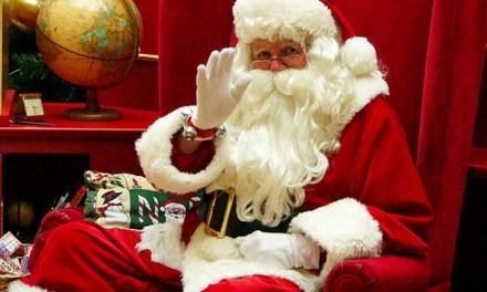 """""""Sì, Virginia: Babbo Natale esiste"""" e """"continuerà a far felici i cuori dei bambini"""""""