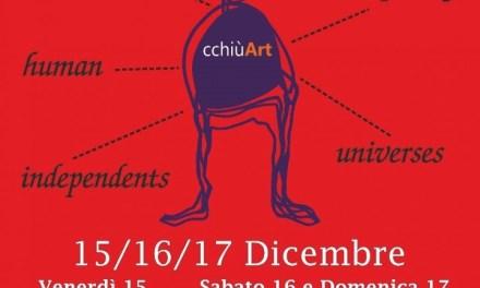 cchiù Xmas Esposizione: quando il Natale esplode d'arte con gli artisti del gruppo cchiùArt