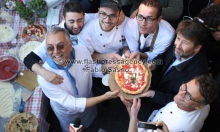 La pizza napoletana è patrimonio del mondo riconosciuta dall'UNESCO